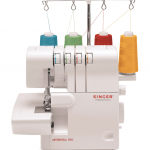 Máquina de coser overlock Singer 14sh754 4 hilos