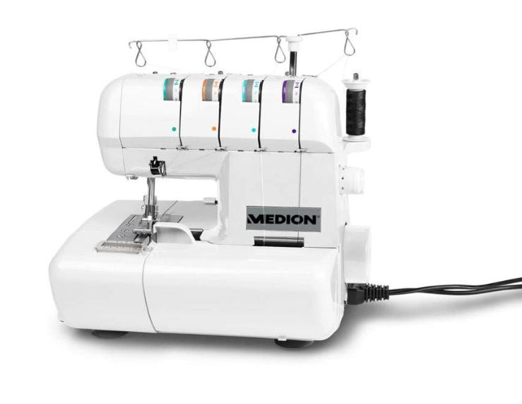 Remalladora overlock Medion MD14302