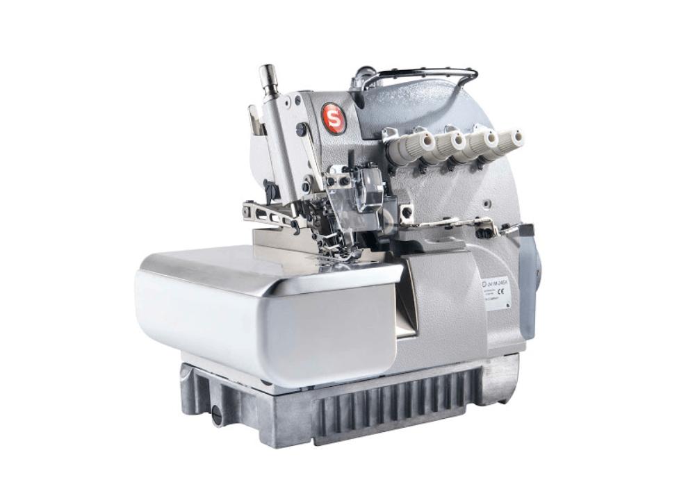 Máquina overlock 5 hilos remalladora industrial