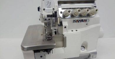remalladora overlock semi industrial